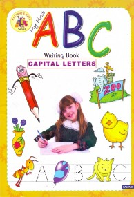 My First ABC Writing Book (Capial Letters)
