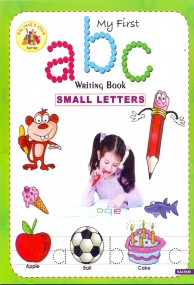 My First ABC Writing Book (Small Letters)