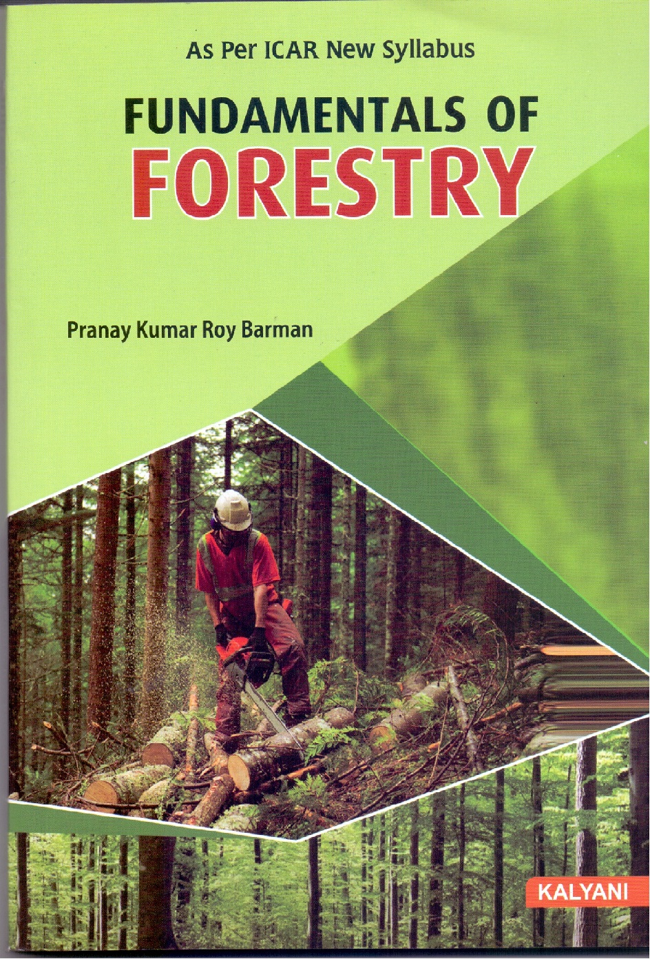 Fundamentals of Forestry (ICAR)