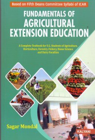 Fundamentals of Agricultural Extension Education