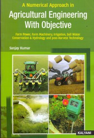 A Numerical Approach in Agricultural Engineering with Objective (NET, GATE & ARS DIGEST)