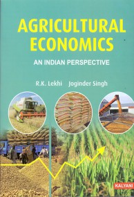 Agricultural Economics-An Indian Perspective